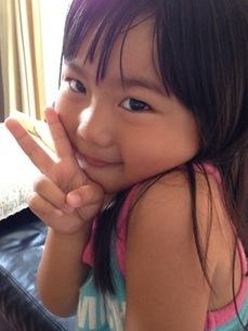 女の子3の写真素材の写真素材 [FYI01249306]
