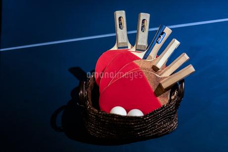 卓球のイメージの写真素材 [FYI01249491]