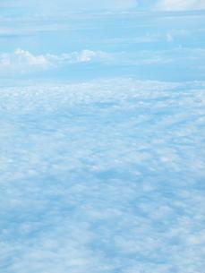 天空の雲の写真素材 [FYI01249507]