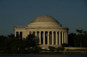 トーマス・ジェファーソン記念館の写真素材 [FYI01249584]