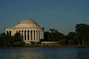 トーマス・ジェファーソン記念館の写真素材 [FYI01249585]