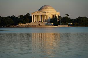トーマス・ジェファーソン記念館の写真素材 [FYI01249586]