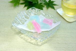 琥珀糖の写真素材 [FYI01249627]