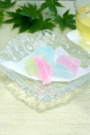 琥珀糖の写真素材 [FYI01249628]