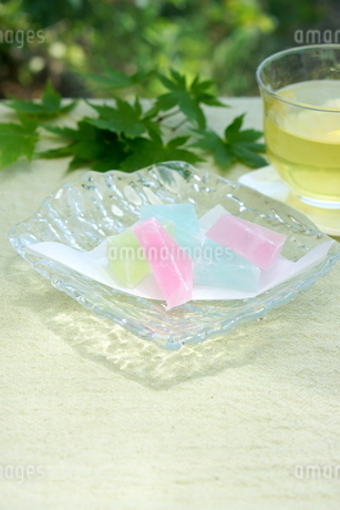 琥珀糖の写真素材 [FYI01249629]