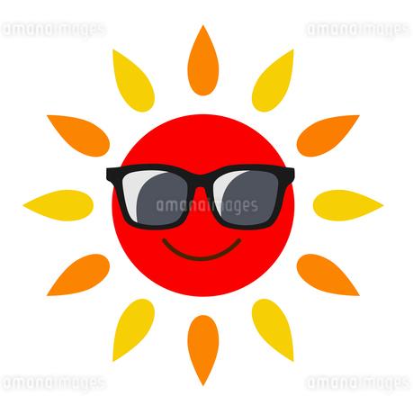 太陽のアイコンのイラスト素材 [FYI01250251]