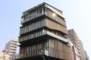 建物 ビルの写真素材 [FYI01250418]