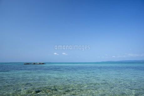 八重山諸島の海の写真素材 [FYI01250422]