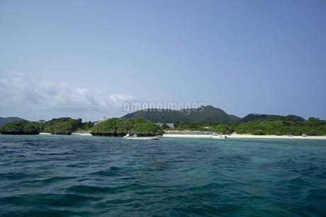 石垣島川平湾の風景の写真素材 [FYI01250452]