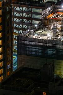 建設中のビルのイメージの写真素材 [FYI01250995]