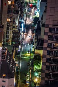 横浜マリンタワーから見える横浜の街並みの写真素材 [FYI01251027]