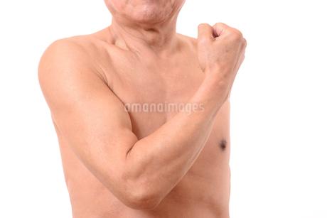 日本人シニアの健康な体の写真素材 [FYI01251260]