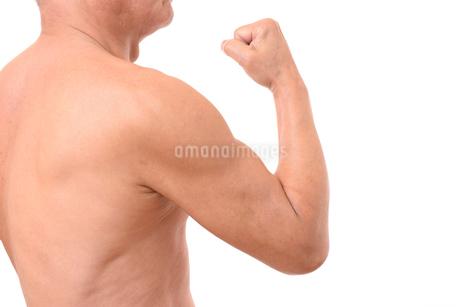 日本人シニアの健康な体の写真素材 [FYI01251262]