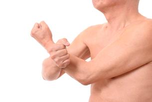 日本人シニアの健康な体の写真素材 [FYI01251263]