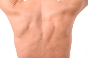 日本人シニアの健康な体の写真素材 [FYI01251264]