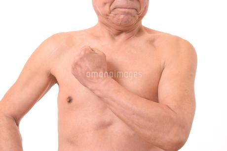 日本人シニアの健康な体の写真素材 [FYI01251269]