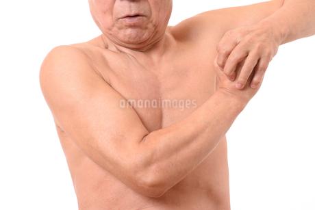 日本人シニアの健康な体の写真素材 [FYI01251271]