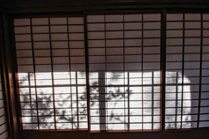 日本家屋のイメージの写真素材 [FYI01251514]