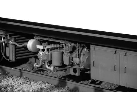 機関車の動力のイメージの写真素材 [FYI01251661]