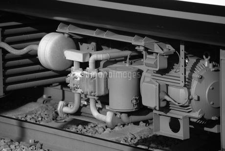 機関車の動力のイメージの写真素材 [FYI01251662]