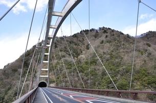 大棚沢橋の写真素材 [FYI01251793]