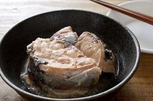 サバの水煮の写真素材 [FYI01252062]