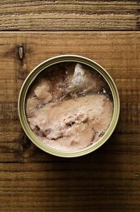 サバの水煮の写真素材 [FYI01252065]