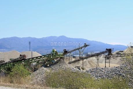 採石場の写真素材 [FYI01252140]