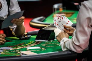 カジノのイメージの写真素材 [FYI01252248]