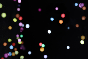 小さな発泡スチロールのボールの写真素材 [FYI01252296]