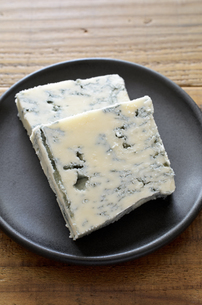 ゴルゴンゾーラチーズの写真素材 [FYI01252370]