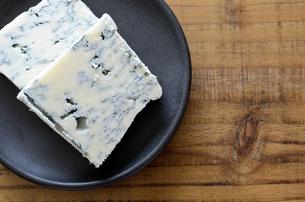ゴルゴンゾーラチーズの写真素材 [FYI01252371]