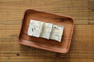 ゴルゴンゾーラチーズの写真素材 [FYI01252372]