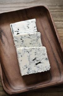 ゴルゴンゾーラチーズの写真素材 [FYI01252375]