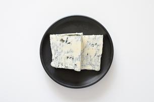 ゴルゴンゾーラチーズの写真素材 [FYI01252379]