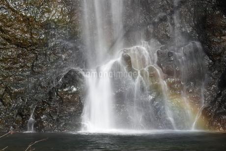 滝の写真素材 [FYI01252438]