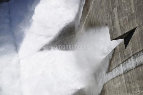 宮ヶ瀬ダム 観光放流の写真素材 [FYI01252679]