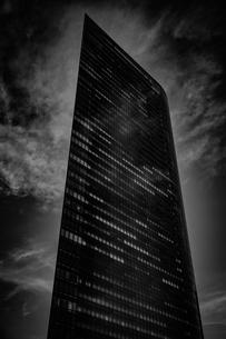 港区・汐留の高層ビルの写真素材 [FYI01252711]