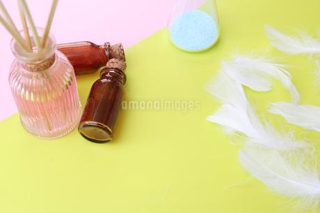 茶色の小瓶の写真素材 [FYI01253163]