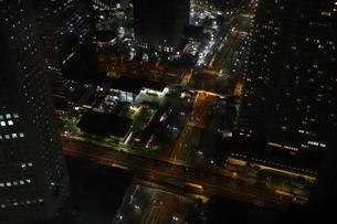 夜景の写真素材 [FYI01253388]