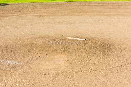 野球のマウンドの写真素材 [FYI01253453]