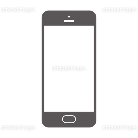 スマートフォンのイラスト素材 [FYI01253597]