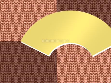 和柄 和柄背景 日本 和風 和風背景 市松模様 和の背景 和室のイラスト素材 [FYI01253612]