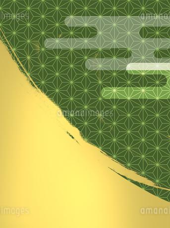 和柄 和柄背景 日本 和風 和風背景 市松模様 和の背景 和室のイラスト素材 [FYI01253614]