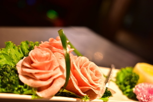 肉の花の写真素材 [FYI01253673]