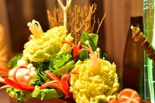 野菜の花の写真素材 [FYI01253674]