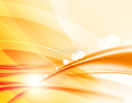 抽象的 模様 紋様 アブストラクト 曲線模様 フレームのイラスト素材 [FYI01253814]