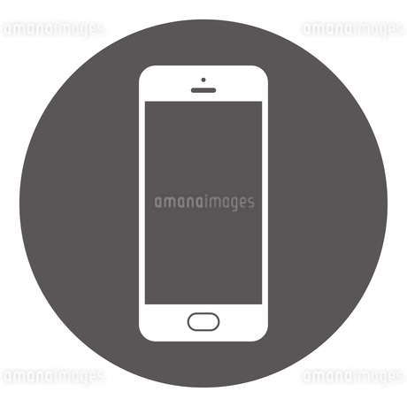スマートフォンのイラスト素材 [FYI01253893]