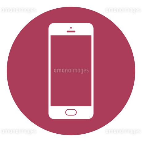 スマートフォンのイラスト素材 [FYI01253895]