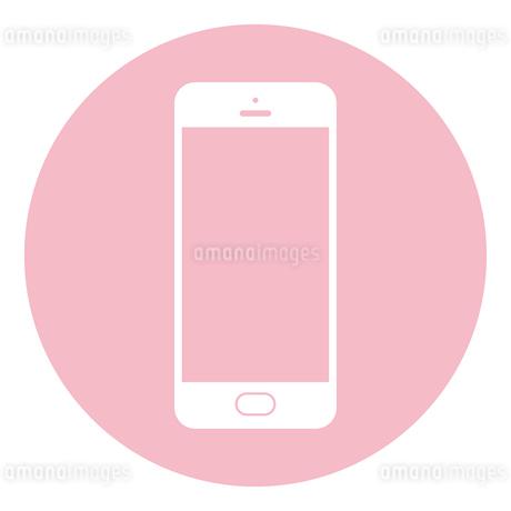 スマートフォンのイラスト素材 [FYI01253897]